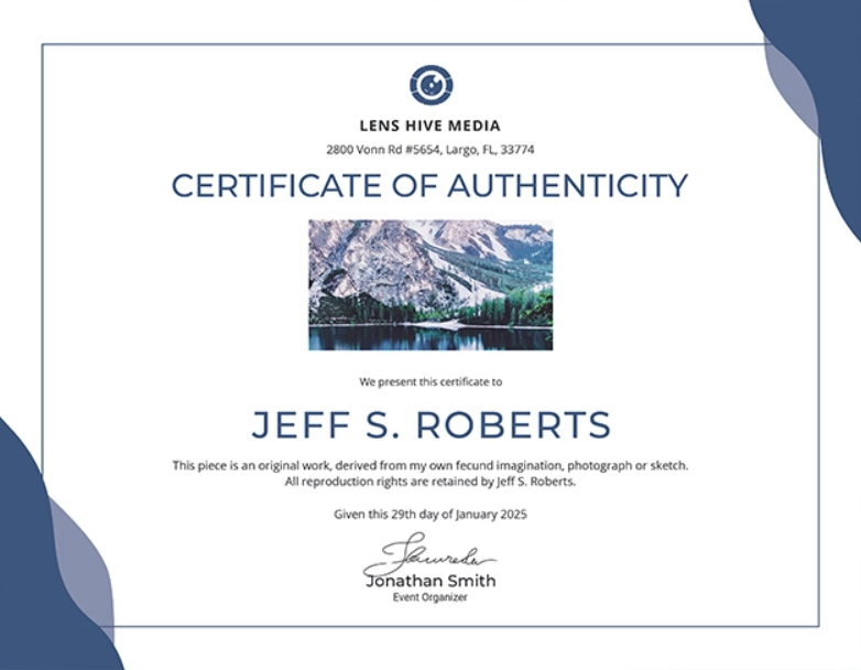 Certificate Of Authenticity: Templates, Design Tips, Fake For Unique Certificate Of Authenticity Free Template