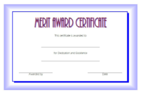 Certificate Of Merit Award Free Printable [10+ Prime Ideas] intended for Merit Certificate Templates Free 10 Award Ideas
