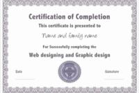 Ceu Certificate Template (4) – Templates Example | Templates pertaining to Unique Ceu Certificate Template