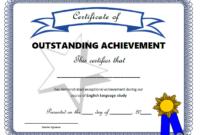 Class Certificates – All Things Grammar inside Best Outstanding Achievement Certificate