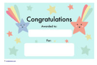 Congratulations Certificate – Printable Teaching Resources with regard to Congratulations Certificate Templates