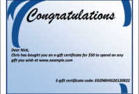 Congratulations Certificate Template – Microsoft Word Templates with Fresh Congratulations Certificate Templates