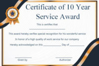 Customer Service Award Certificate: 10 Templates That Give inside Best Merit Certificate Templates Free 10 Award Ideas