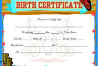 Cute-Baby-Boy-Birth-Certificates-Free-Printable-Birth intended for Unique Cute Birth Certificate Template