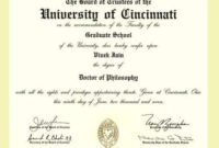 Degree Certificate Printing Services In Ghaziabad, Quadra inside Academic Certificate