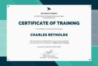 Doc, Psd, Ai, Indesign | Free & Premium Templates | Training pertaining to Best Training Course Certificate Templates