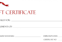 Editable Blank Tattoo Gift Certificate Template Tattoo Gift regarding Tattoo Gift Certificate Template Coolest Designs