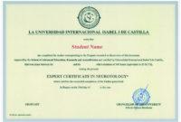 Expert Certificate In Neurotology – Saera inside Unique Academic Certificate
