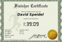 Finisher Certificates | Granite State Race Services inside Finisher Certificate Templates