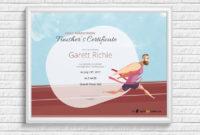 Finisher'S Certificate Award Template | Certifreecates with regard to Fresh Finisher Certificate Templates