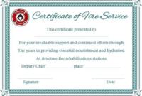 Fire Extinguisher Certificate Template (2) – Templates regarding Unique Fire Extinguisher Training Certificate