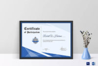 Free 15+ Sample Football Certificate Templates In Pdf | Psd in Baseball Certificate Template Free 14 Award Designs