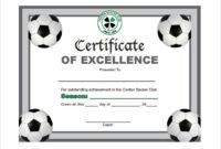 Free 17+ Soccer Certificate Templates In Psd | Ai | Indesign intended for Soccer Certificate Template Free
