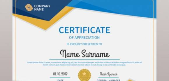 Free 52+ Printable Award Certificate Templates In Ai Within Fresh Dog Obedience Certificate Template Free 8 Docs