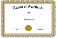 Free Certificate Template, Download Free Clip Art, Free Clip for Best Free Art Award Certificate Templates Editable