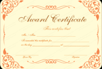 Free Certificate Template, Download Free Clip Art, Free Clip throughout Unique Best Coach Certificate Template Free 9 Designs