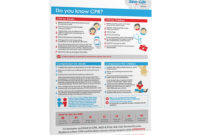 Free Cpr Steps Poster -Savealife – Download Now with Fresh First Aid Certificate Template Top 7 Ideas Free