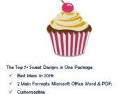 Free Download The Top 7+ Extraordinary Templates Of within Cupcake Certificate Template Free 7 Sweet Designs