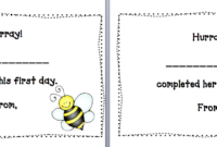 Free First Day At School Certificate – Missmernagh intended for Unique First Day Of School Certificate Templates Free