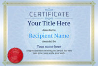Free Ice Skating Certificate Templates – Add Printable throughout Best Ice Skating Certificates
