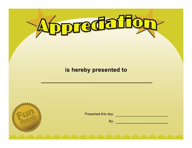 Free Printable Funny Certificate Templates (7) - Templates Pertaining To Diploma Certificate Template Free Download 7 Ideas