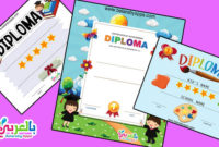 Free Printable Kindergarten Certificate Templates Pdf within Fresh 10 Kindergarten Diploma Certificate Templates Free