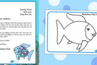 Free! – Rainbow Fish Craft Ideas For Children -Rainbow Fish intended for Fresh Fishing Certificates Top 7 Template Designs 2019