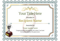 Free Rugby Certificate Templates – Add Printable Badges & Medals for Best Rugby Certificate Template