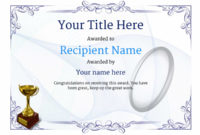 Free Rugby Certificate Templates - Add Printable Badges & Medals intended for Best Rugby Certificate Template