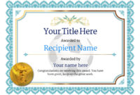Free Soccer Certificate Templates – Add Printable Badges pertaining to Soccer Certificate Template Free