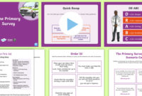 Free! – St John Ambulance First Aid: The Primary Survey within First Aid Certificate Template Top 7 Ideas Free