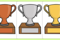 Free! – Trophy Templates – Primary Resources – Twinkl regarding Fresh Netball Certificate Templates Free 17 Concepts