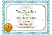 Free Volleyball Certificate Templates – Add Printable Badges intended for Best Volleyball Tournament Certificate