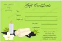 Gift Certificate 24 – Word Layouts | Spa Gift Certificate intended for Free Spa Gift Certificate Templates For Word