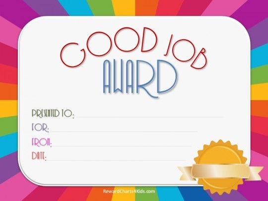 Good Job Certificate | Certificate Templates, Good Job intended for Unique Great Work Certificate Template