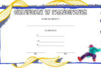 Hip Hop Certificate Template Free For Contest Participation with Hip Hop Certificate Templates