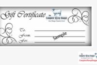 Home / Home / Gift Certificates – Printable Tattoo Gift with Tattoo Gift Certificate Template