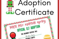Instant Pot Green Bean Casserole intended for Unique Elf Adoption Certificate Free Printable