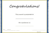 January Certificates For 2017 | Certificate Templates throughout Fresh Congratulations Certificate Template