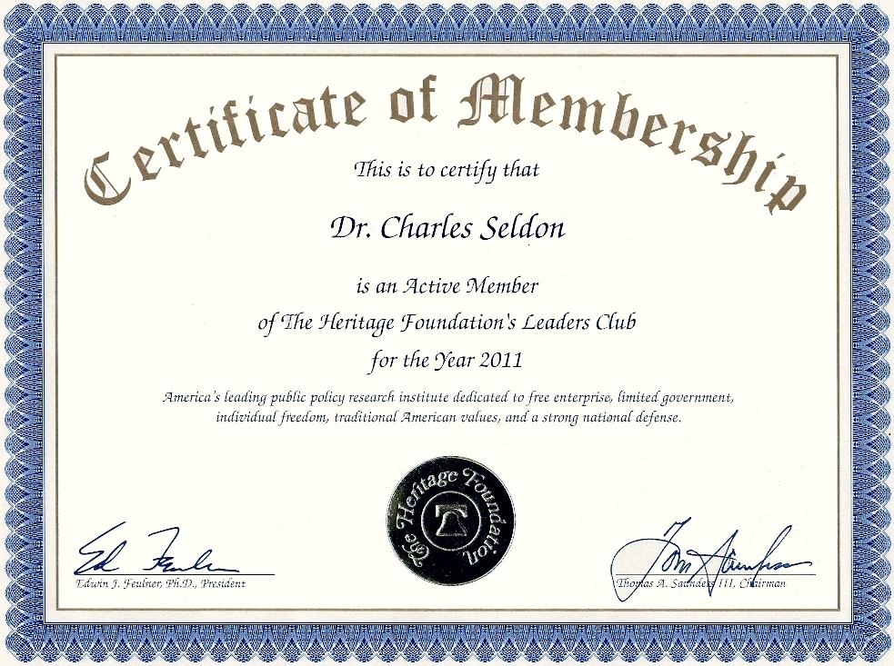 Life Membership Certificate Templates (11) - Templates intended for Best Membership Certificate Template Free 20 New Designs