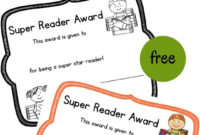 Literacy Printable Certificates That You Can Edit! | Reading throughout Fresh Super Reader Certificate Templates