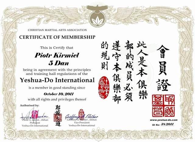 Martial Arts Certificates Free Fresh 30 Martial Arts Throughout Free 24 Martial Arts Certificate Templates 2020