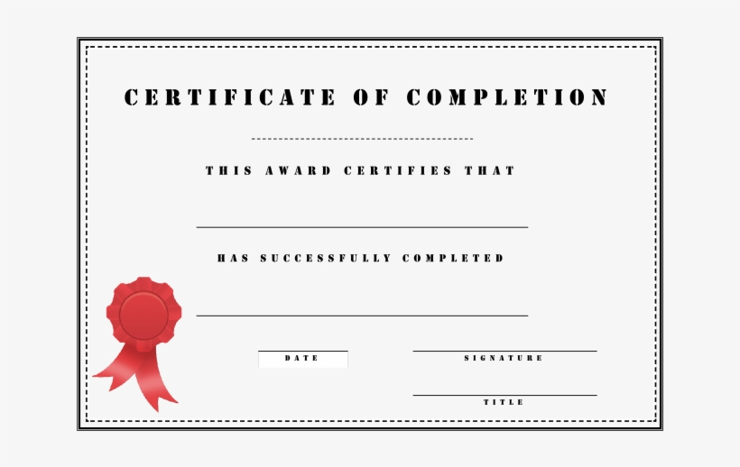Medium Size Of Certificate Of Completion Template Free For Training Course Certificate Templates