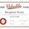 Most Valuable Player Award Certificate inside Mvp Award Certificate Templates Free Download