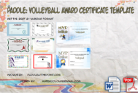 Paddle Certificate – Part 6 intended for Volleyball Tournament Certificate 8 Epic Template Ideas