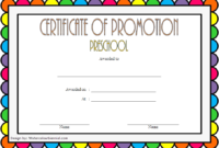 Pin On Certificate Of Promotion Template Free Ideas with regard to Unique Certificate Of School Promotion 10 Template Ideas