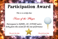 Pin On Free Sports Certificates regarding Best Table Tennis Certificate Templates Free 10 Designs