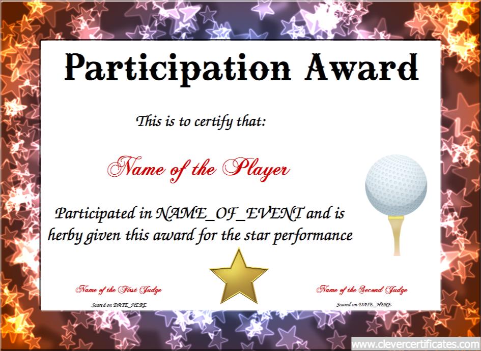 Pin On Free Sports Certificates Regarding Best Table Tennis Certificate Templates Free 10 Designs