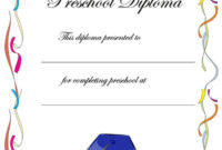 Pin On Places To Visit in Best Pre Kindergarten Diplomas Templates Printable Free