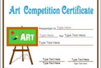 Pincertificate Street On Education Certificates | Awards regarding Drawing Competition Certificate Templates